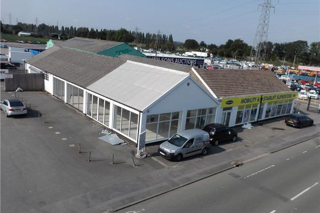 Thumbnail Industrial to let in 85 Station Road, Queensferry, Flintshire