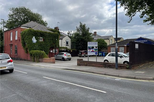 Thumbnail Land for sale in Osmaston Road, Derby