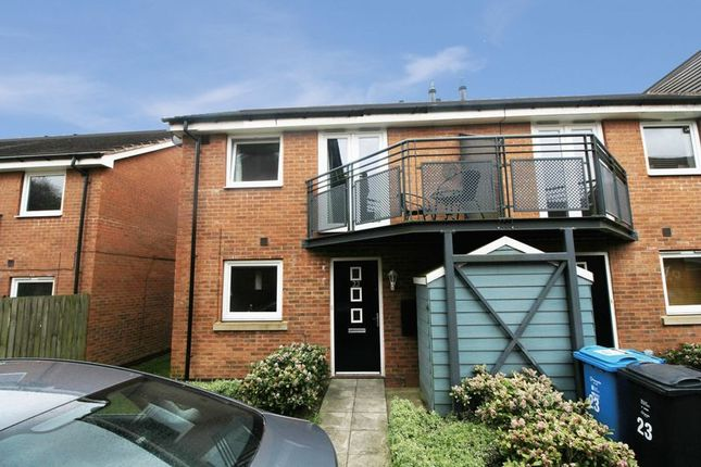 Thumbnail End terrace house for sale in Sandwell Park, Kingswood, Hull