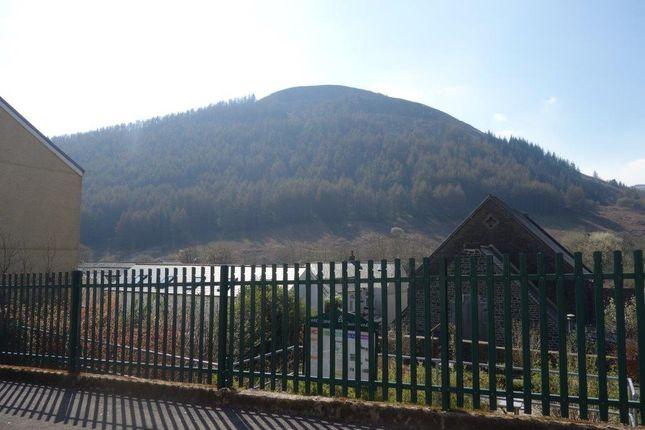 Front View of Blaen-Y-Cwm Terrace, Blaencwm CF42