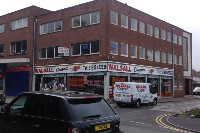 Office to let in Leighswood Road, Aldridge, Walsall