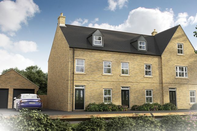 """Thumbnail Detached house for sale in """"The Chastleton"""" at Epsom Avenue, Towcester"""