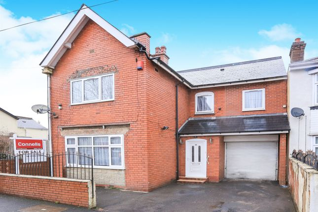 Thumbnail Detached house for sale in Goldthorn Hill, Goldthorn, Wolverhampton