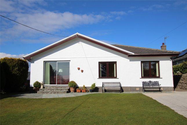 Thumbnail Detached bungalow for sale in Villamar, Woodlands Drive, Grange-Over-Sands, Cumbria
