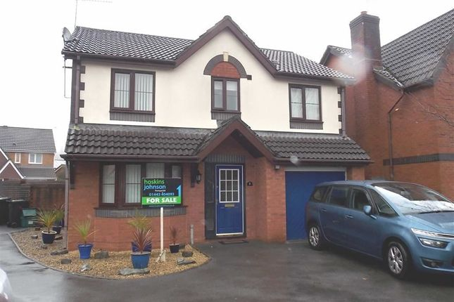 Thumbnail Detached house for sale in Petunia Walk, Rogerstone, Newport