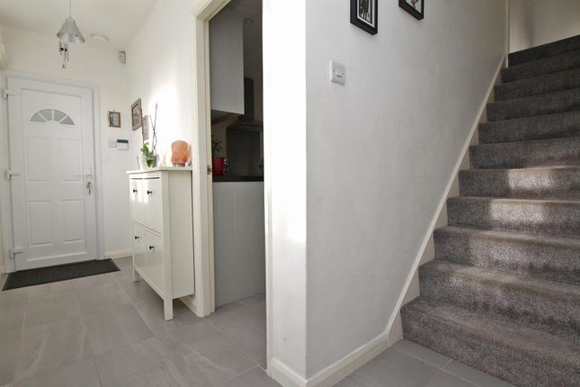 Entrance Hall of Somersby Road, Woodthorpe, Nottingham NG5