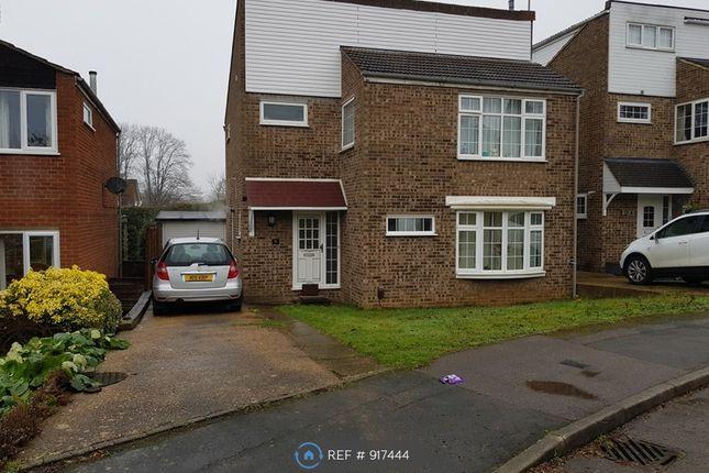 4 bed detached house to rent in Walsham Close, Stevenage SG2