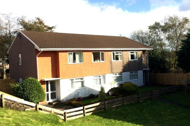 Thumbnail Flat to rent in Bryn Owain, Caerphilly