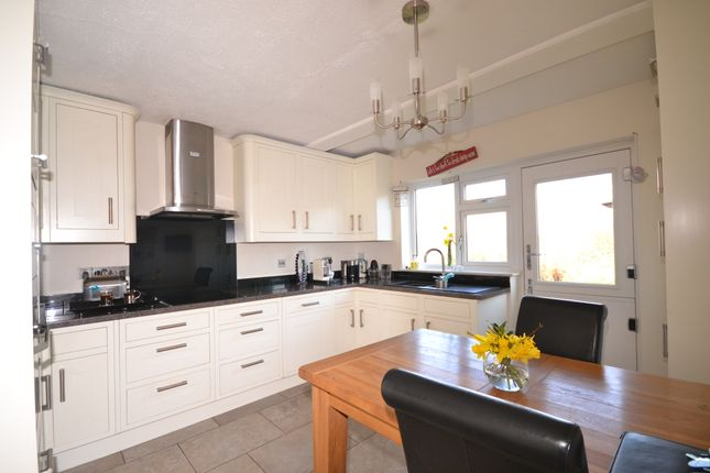 Beautifully Appointed Breakfast Kitchen