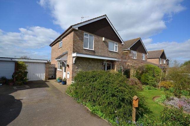 Thumbnail Detached house for sale in Hodge Close, Astcote, Towcester