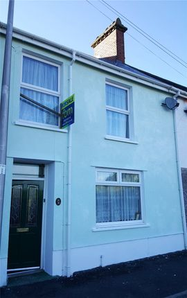 Thumbnail Terraced house for sale in St. Mary Street, Whitland, Sir Gaerfyrddin