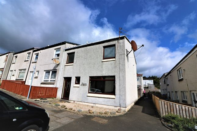 Thumbnail End terrace house for sale in Calder Place, Falkirk