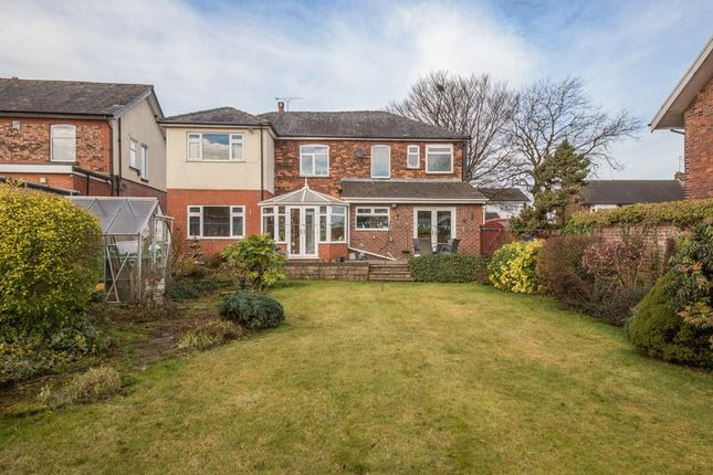 Thumbnail Detached house for sale in Hall Lane, Aspull, Wigan