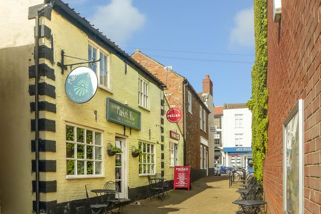 Thumbnail Flat for sale in Market Row, Beccles