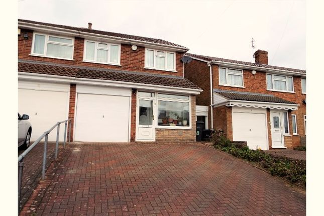 Thumbnail Semi-detached house for sale in Rhone Close, Sparkhill, Birmingham
