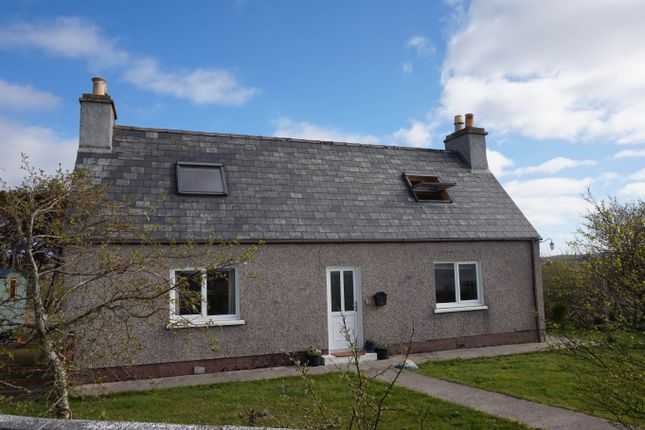 Thumbnail Detached house for sale in North Lochs, Isle Of Lewis