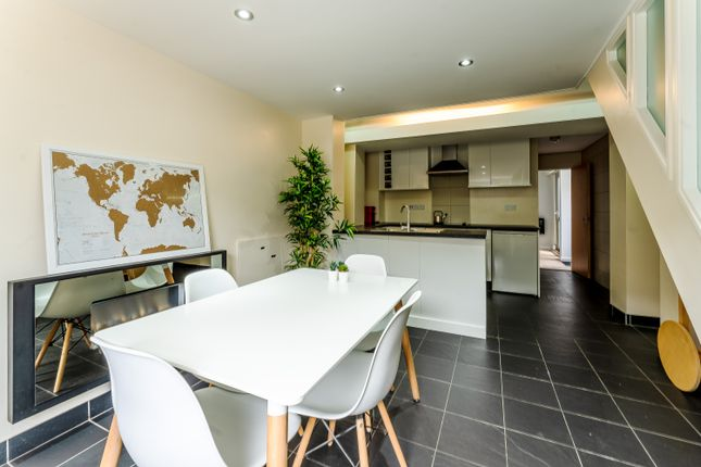 Thumbnail End terrace house for sale in Hawks Road, Norbiton, Kingston Upon Thames