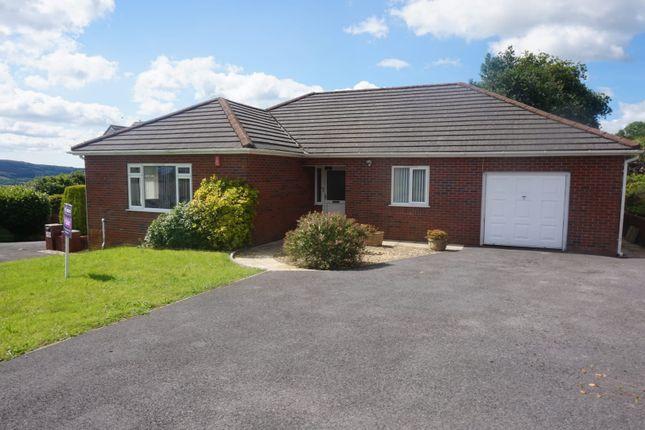 Thumbnail Detached bungalow for sale in Tir Dafydd Pontyates, Llanelli