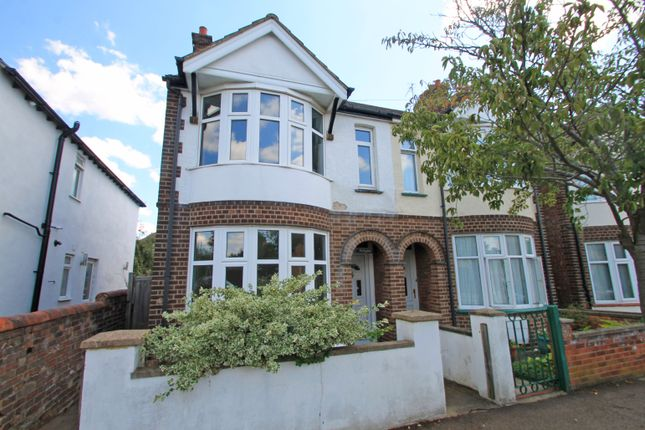 Thumbnail Semi-detached house to rent in Sidney Road, Bedford