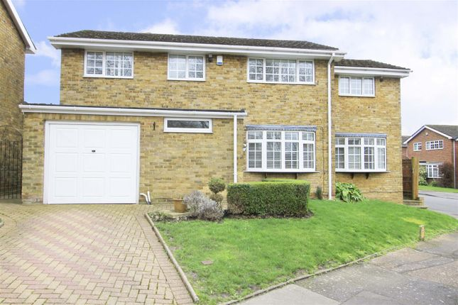 Thumbnail Detached house for sale in Seaford Close, Ruislip