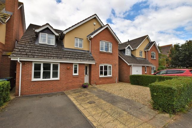 Thumbnail Detached house for sale in Priors Grange, Salford Priors, Evesham