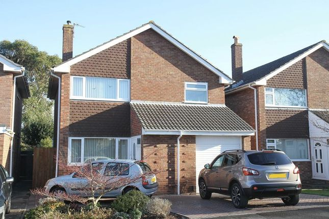 Thumbnail Detached house for sale in Ashton Close, Clevedon