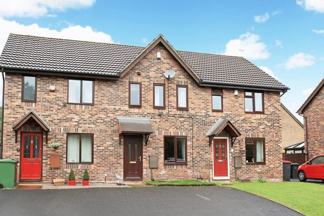 Thumbnail Terraced house for sale in 32 Goodyear Way, Donnington, Telford