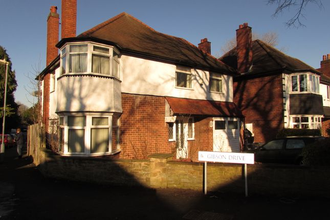 4 bed detached house for sale in Gibson Road, Handsworth