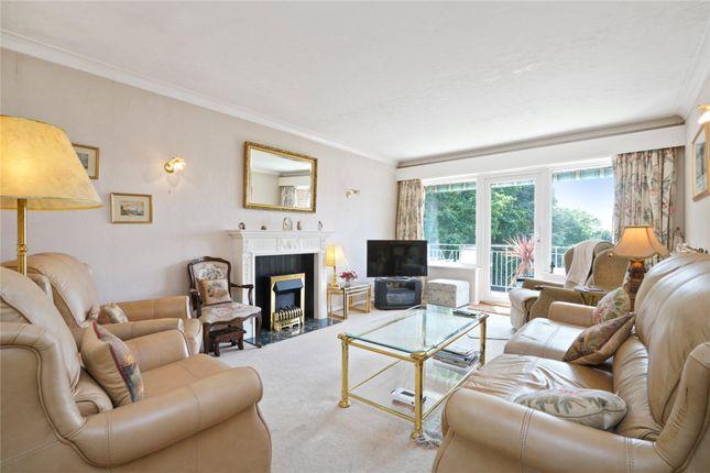 Flat for sale in Broom Hall, Oxshott, Leatherhead, Surrey