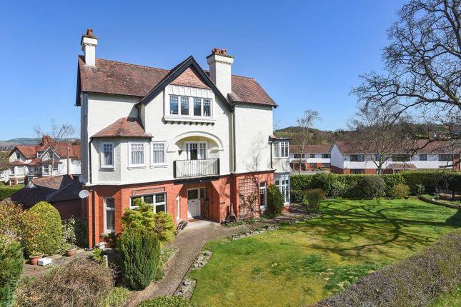 Thumbnail Detached house for sale in Cefnllys Lane, Llandrindod Wells