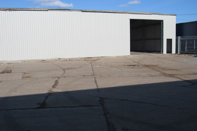 Thumbnail Land to let in St Johns Road, Chadwell St Mary