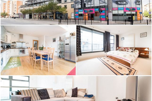 Thumbnail Flat for sale in Meridian Point, Creek Road, Greenwich