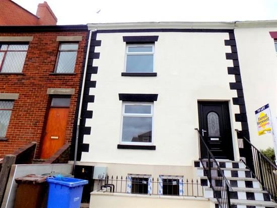 Thumbnail Flat to rent in Park Road, Chorley