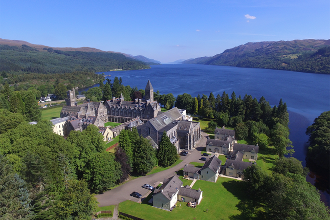 Thumbnail Flat for sale in The Highland Club, St. Benedicts Abbey, Fort Augustus