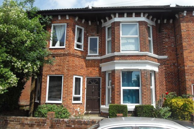 Thumbnail Property to rent in Brandon House, St Winfreds Road, Southampton