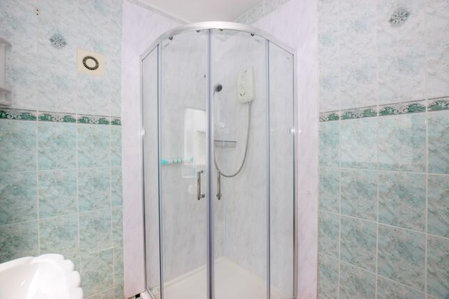 Shower Room of Fishers Lane, Pensby, Wirral CH61