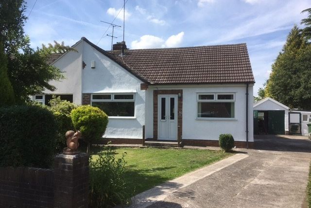 Thumbnail Semi-detached bungalow to rent in Rathbone Close, Coalpit Heath, Bristol