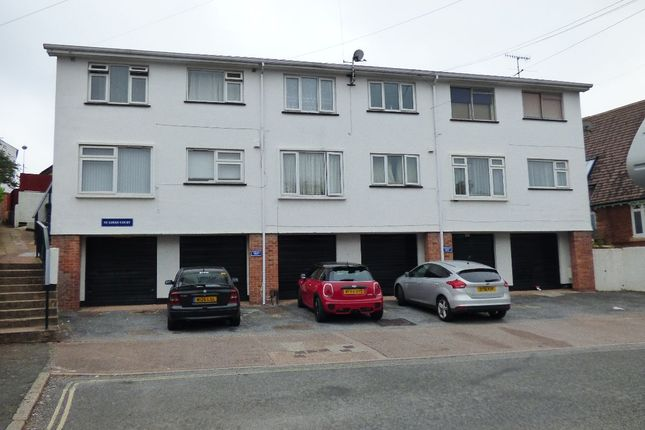 Thumbnail Flat to rent in Wonford Street, Exeter