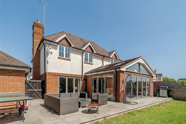 Thumbnail Detached house for sale in Lovel Road, Winkfield, Windsor, Berkshire