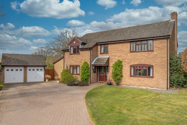 4 bed detached house for sale in Wensum Valley Close, Hellesdon, Norwich NR6