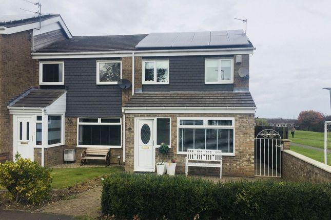 Thumbnail Terraced house for sale in Filton Close, Cramlington