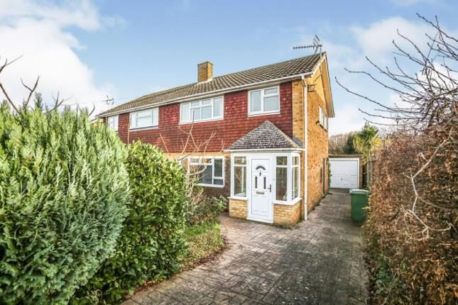 Thumbnail Semi-detached house for sale in Freeman Way, Maidstone, Kent