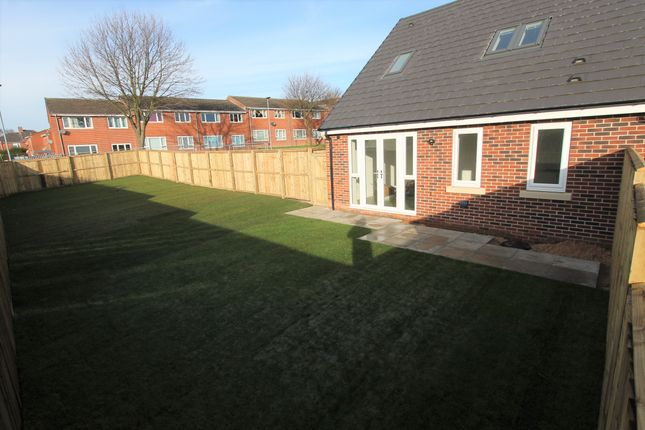 Thumbnail Semi-detached bungalow for sale in Plot 4, 12 Maple Road, Staincross, Barnsley