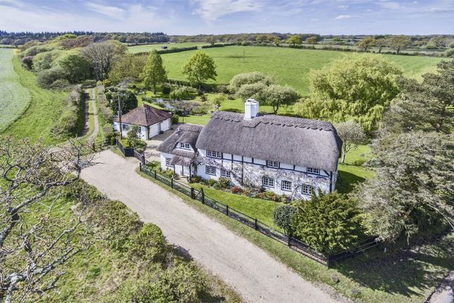 Thumbnail Cottage for sale in Lyndhurst Road, Beaulieu, Hampshire