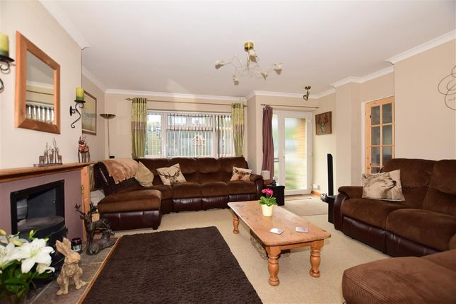 Thumbnail Semi-detached house for sale in Heathfield Way, Barham, Canterbury, Kent