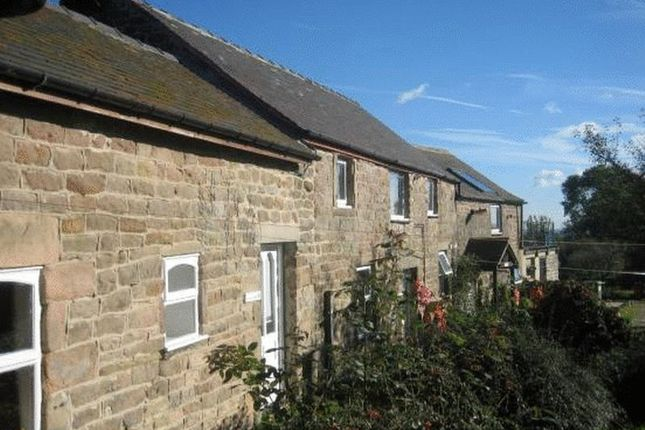 Thumbnail Terraced house to rent in Potters Hill, Wheatcroft, Matlock