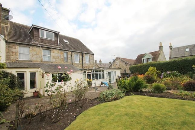 Thumbnail End terrace house for sale in 126, High Street, Kinross, Perthshire KY138Da