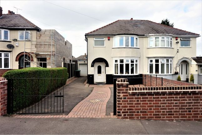 Thumbnail Semi-detached house for sale in Uplands Avenue, Rowley Regis