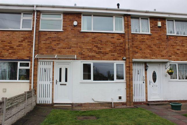 Thumbnail Terraced house for sale in Heather Croft, Birmingham