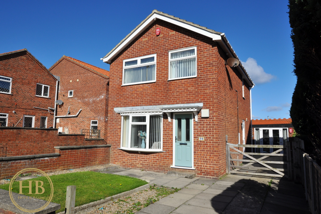 Thumbnail Detached house for sale in Eskdale Road, Whitby